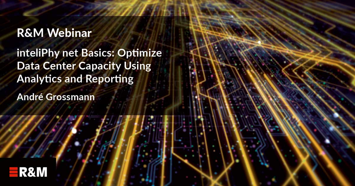 inteliPhy-net-Basics--Optimize-Data-Center-Capacity-Using-Analytics-and-Reporting